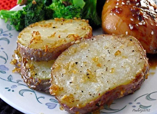 Onion Parmesan Roasted Red Potatoes Recipe - Food.com