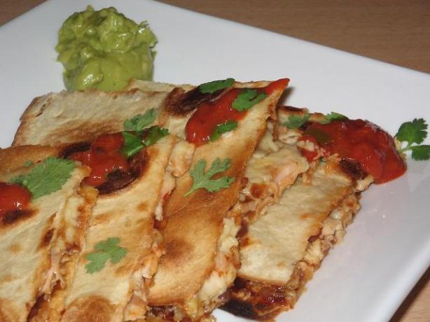 Absolute best chicken quesadillas recipe for Absolute cuisine