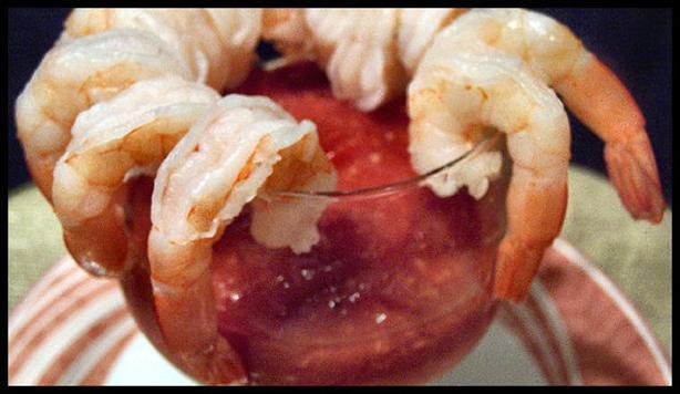 Shrimp Cocktail Recipe With Low-Sugar Cocktail Sauce Recipe ...