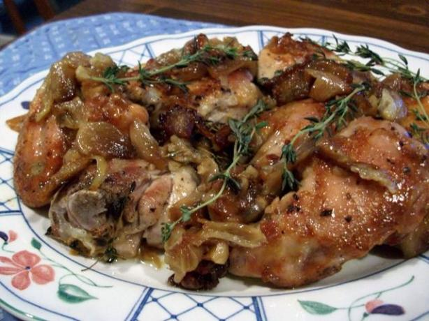 Good Eats 40 Cloves And A Chicken Alton Brown) Recipe - Food.com