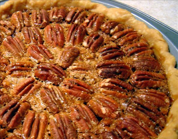 Bourbon Pecan Pie. Photo by Sue Lau