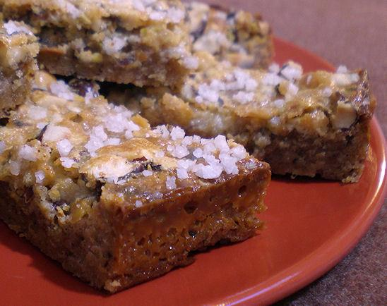 Sea Salted Coffee Toffee Bars. Photo by Sandi (From CA)
