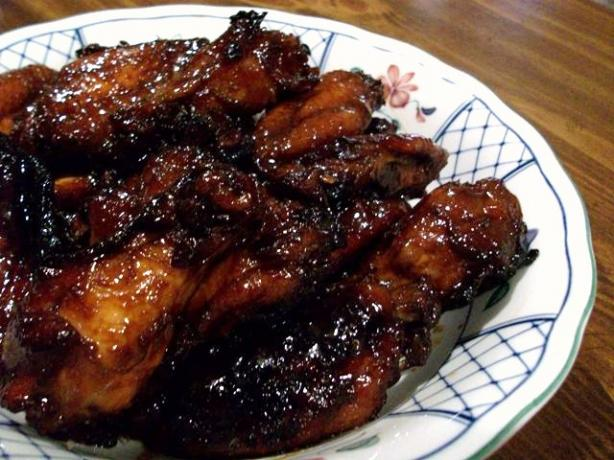 Chicken Wings.... With An Asian Flair Recipe - Food.com