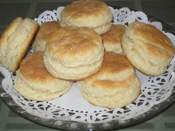 Basic Baking Powder Biscuits Modified For Stand Mixers) Recipe - Food ...