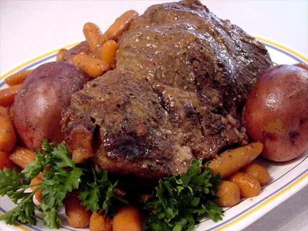 To Die for Crock Pot Roast. Photo by Marg (CaymanDesigns)