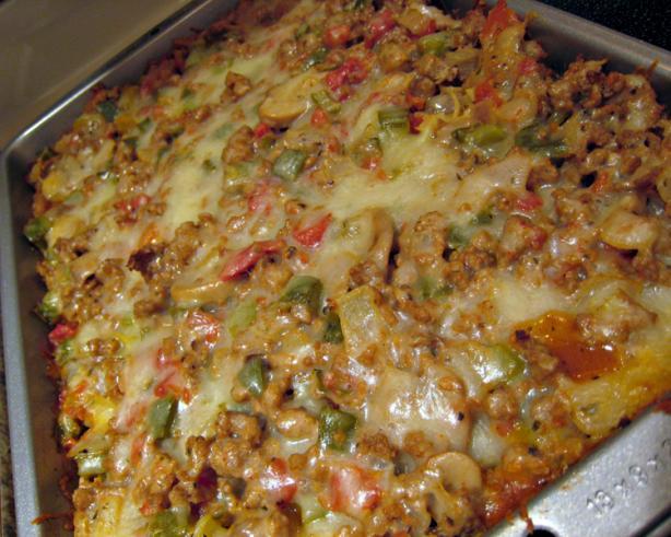 More Please! Ground Turkey Casserole Recipe - Food.com