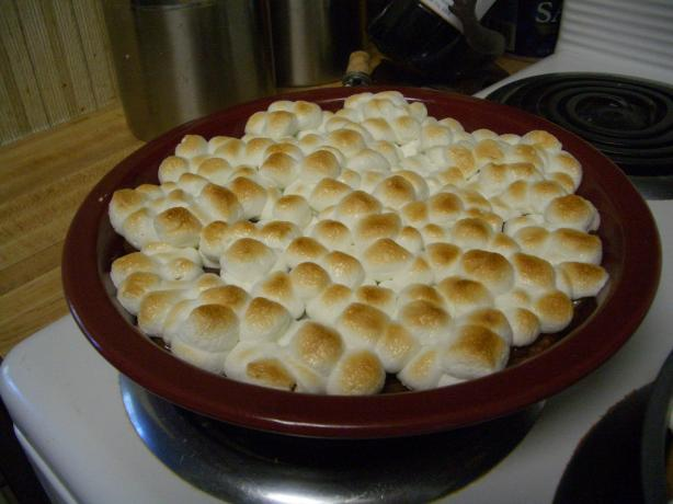 Warm Toasted S'mores Bars. Photo by AnnieLynne