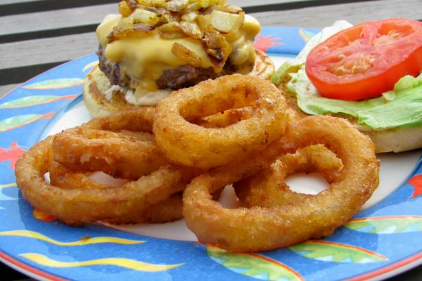 Onion Rings (French Fried Onions) Recipe — Dishmaps