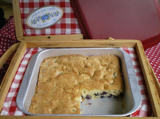 Melt In Your Mouth Blueberry Cake Recipe - Thanksgiving.Food.com