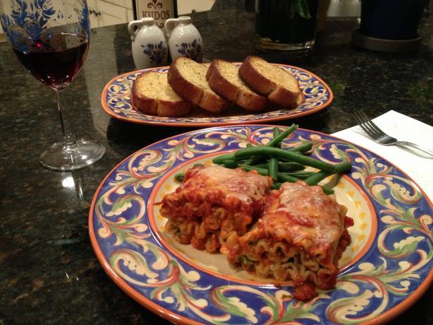 Giadas Lasagna Rolls Recipe Food Com