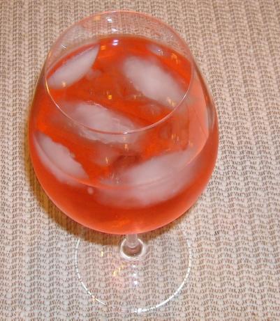 Sassy Wine Spritzer For The Holidays Recipe - Food.com
