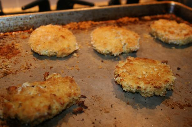 how to make crab cakes in the oven
