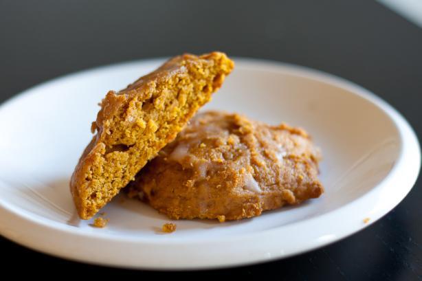 Old Fashioned Pumpkin Drop Cookies