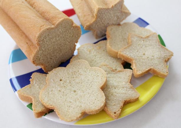 Valtrompia canape bread recipe for Canape bread tubes