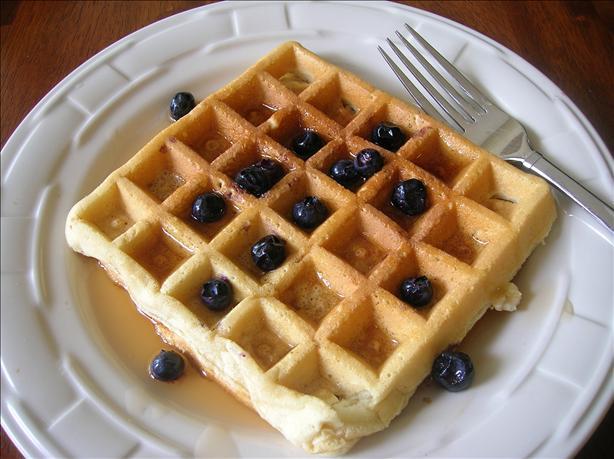 Belgian Waffles. Photo by Pam-I-Am