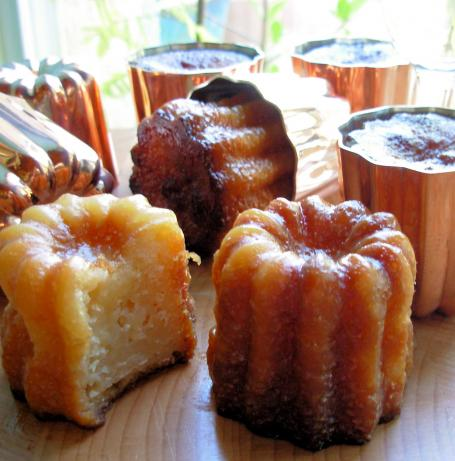 Canelés De Bordeaux - French Rum and Vanilla Cakes. Photo by French ...