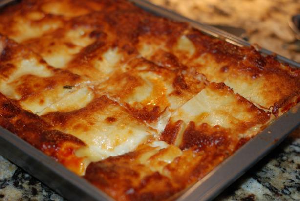 Absolute Best Ever Lasagna Recipe Food Com