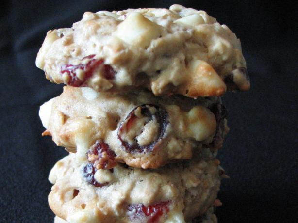 Orange Cranberry Oatmeal Cookies. Photo by Brooke the Cook in WI