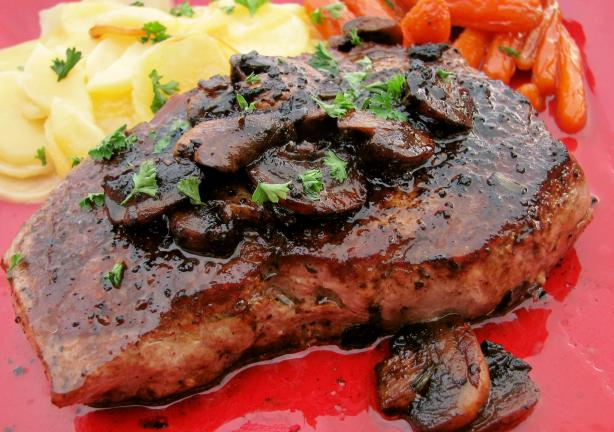 Steak Diane Recipe - Food.com