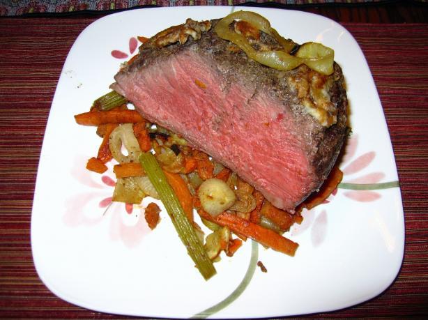 Http Www Food Com Recipe Perfect Rump Roast