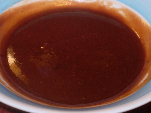 Simple Steak Sauce. Photo by Karen=^..^=