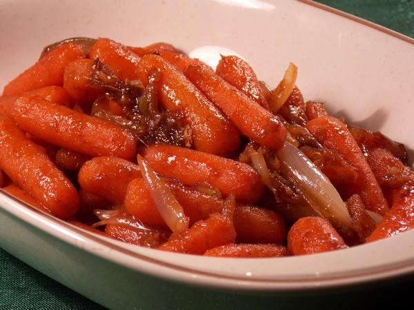 Gingery Glazed Carrots Recipes — Dishmaps