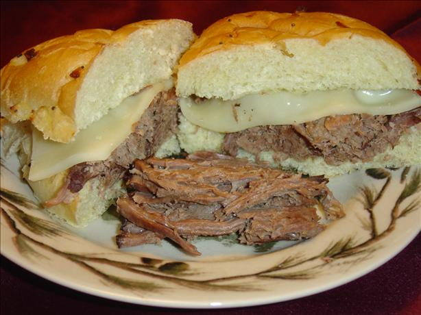 Rate And Review Portillos Italian Beef Sandwiches Recipe - Food.com