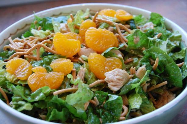 Delicious Asian Chicken Salad With Chow Mein Noodles Recipe - Food.com