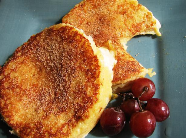 Bread And Butter Pudding French Toast Sandwiches Recipe - Dessert.Food ...