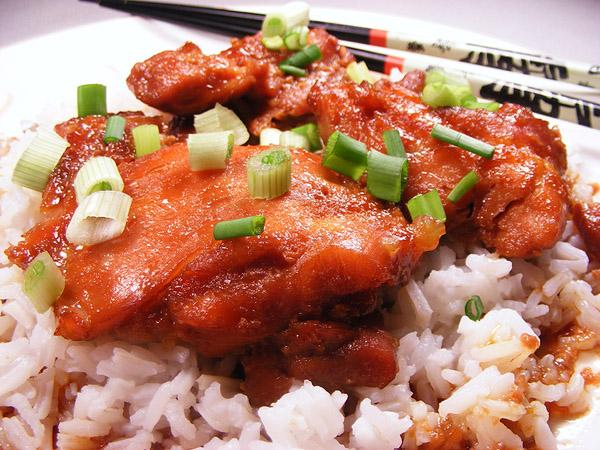 Shoyu Chicken
