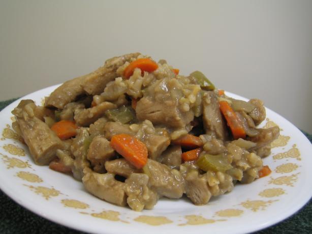 Moms Delicious Chicken Rice Casserole Recipe - Healthy.Food.com