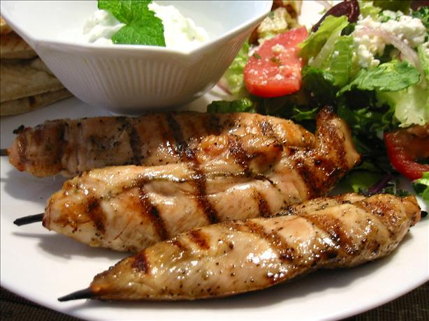 Chicken Souvlaki Recipe - Food.com