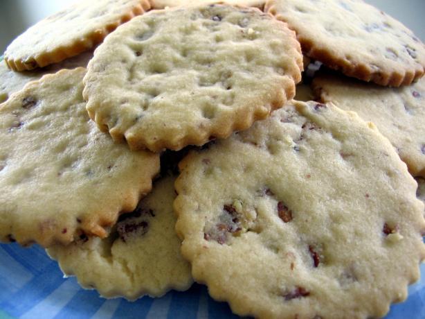 Butter Pecan Cookies. Photo by Breezytoo
