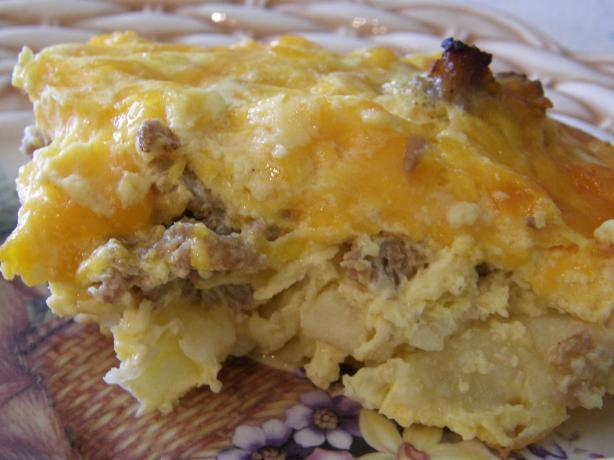 Easy Country Breakfast Casserole Recipe - Breakfast.Food.com