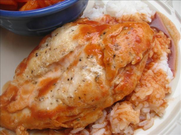 Diet Cola Chicken. Photo by Pam-I-Am