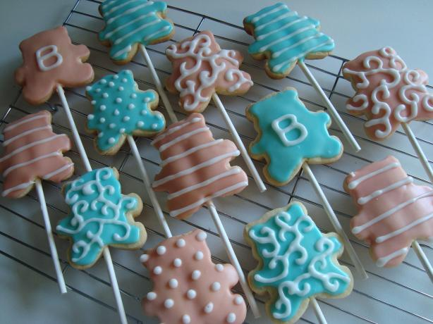 confection sugar cookies