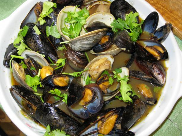 mussels portuguese style recipe