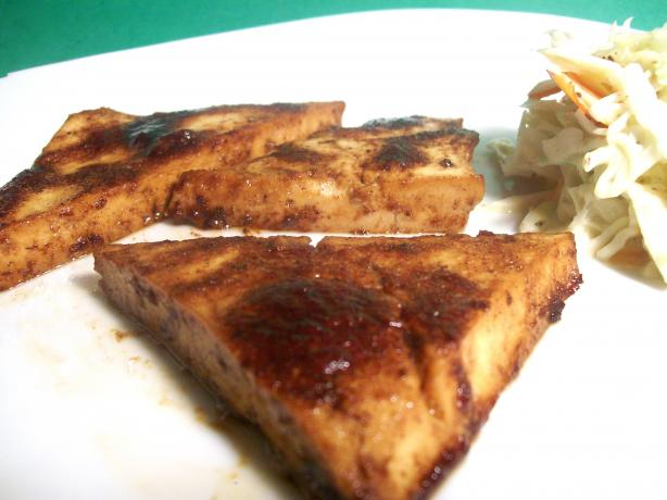 Barbecue Tofu. Photo by Sharon123