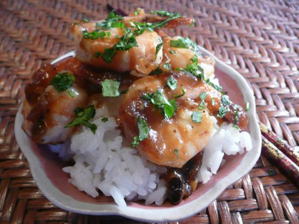 Shrimp With Black Bean Sauce Recipe - Chinese.Food.com