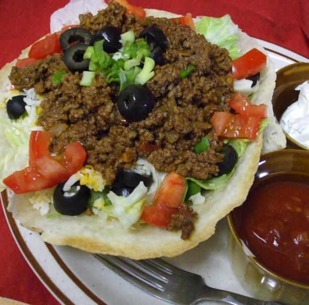taco salad taco salad wr a ps two be a n taco salad qu in o a taco ...