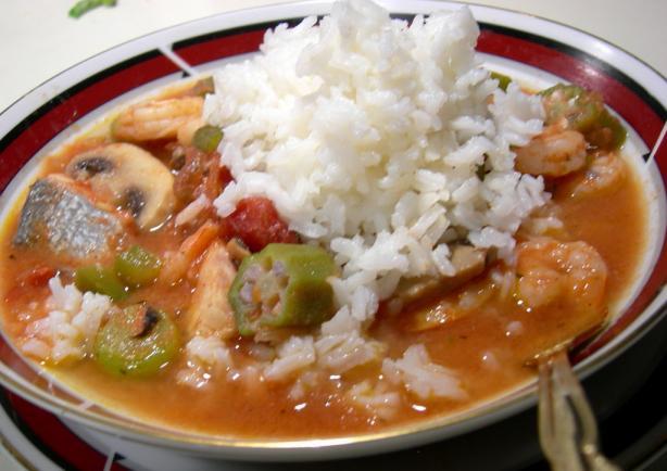 Seafood Gumbo Recipe - Southern.Food.com