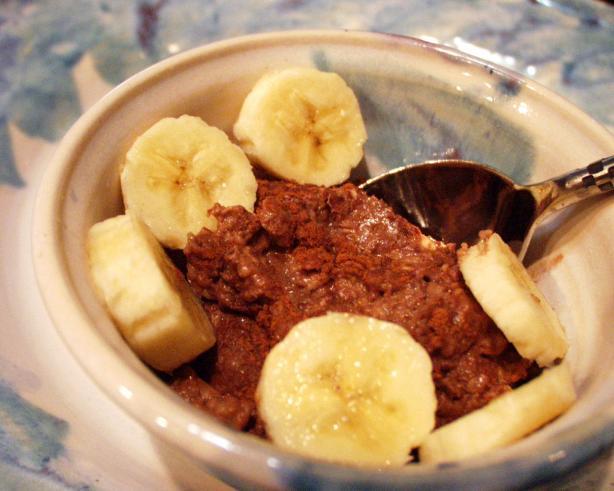Chocolate Fudge Power Oatmeal Recipe Food Com