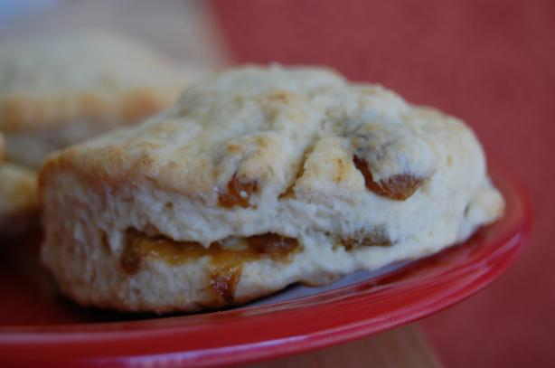 how to make easy tea scones