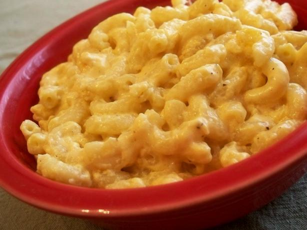 mac and cheese with american cheese