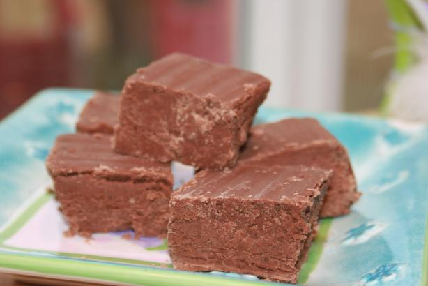 Mackinac Island Old-Fashioned Chocolate Fudge. Photo by **Tinkerbell**