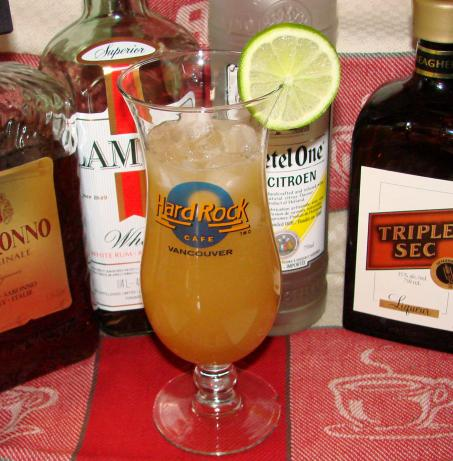 california iced tea recipe