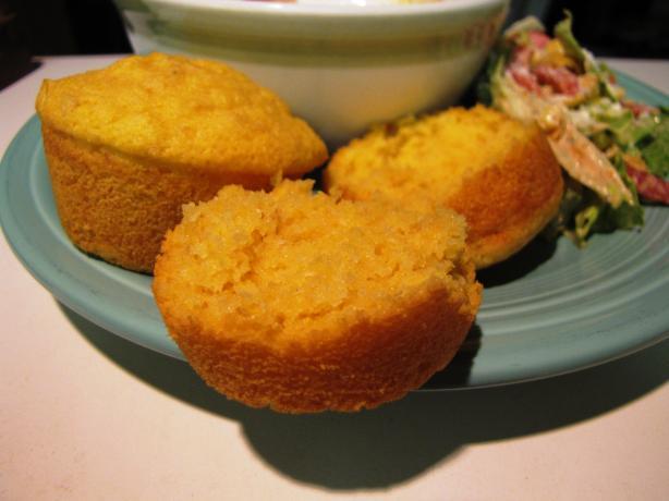 Cornbread Mini Muffins Recipe - Food.com