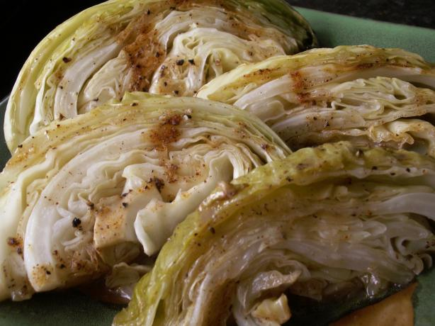 Grilled Cabbage By Richard Recipe - Quick-and-easy.Food.com