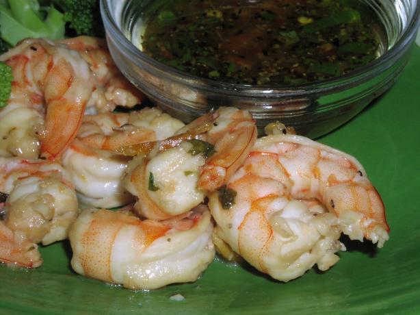 Cilantro Lime Shrimp. Photo by TeresaS