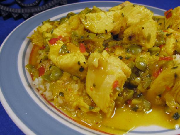 Moroccan Chicken With Lemon And Olives Recipes — Dishmaps